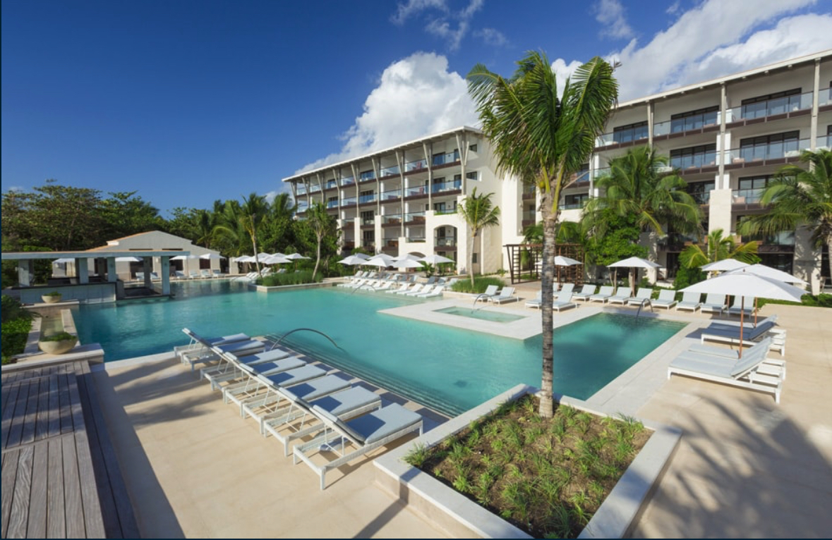 Unico 20 87 Riviera Maya Deploys Wireless Guestroom Streaming With Beyondtv By Hotel Internet Services
