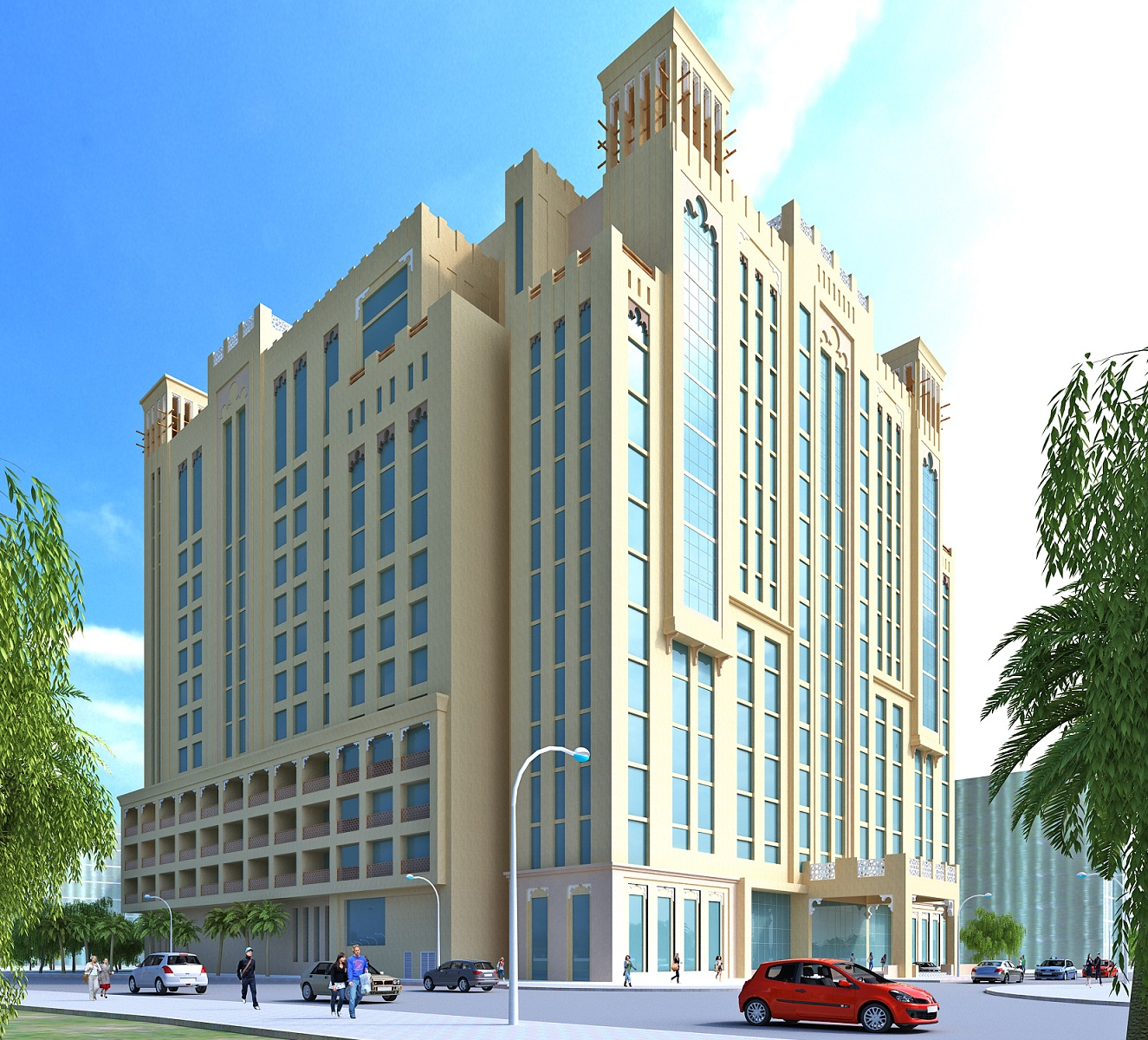 Rotana to showcase its upcoming properties at atm 2017 for Upcoming hotels in dubai