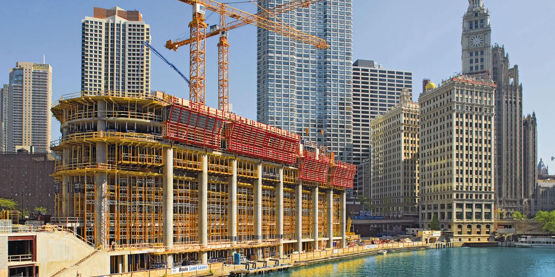 Casino construction costs