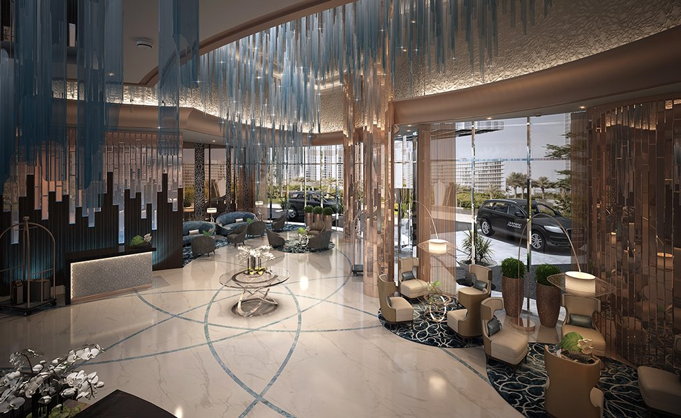 Damac Maison Royale The Distinction in Dubai