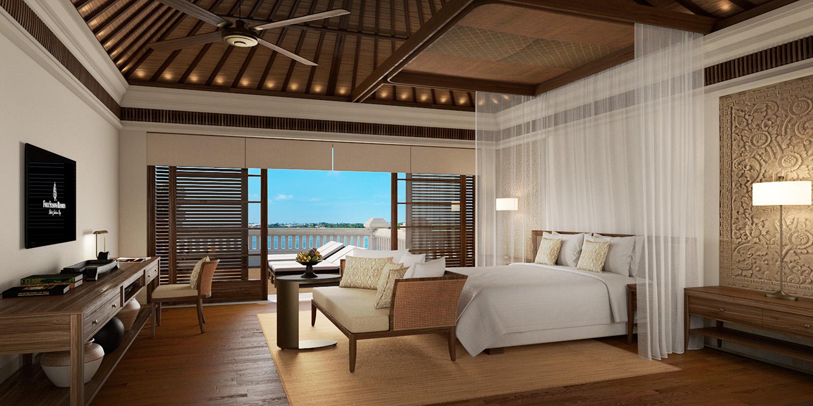 Four Seasons Resort Bali At Jimbaran Bay Revamped