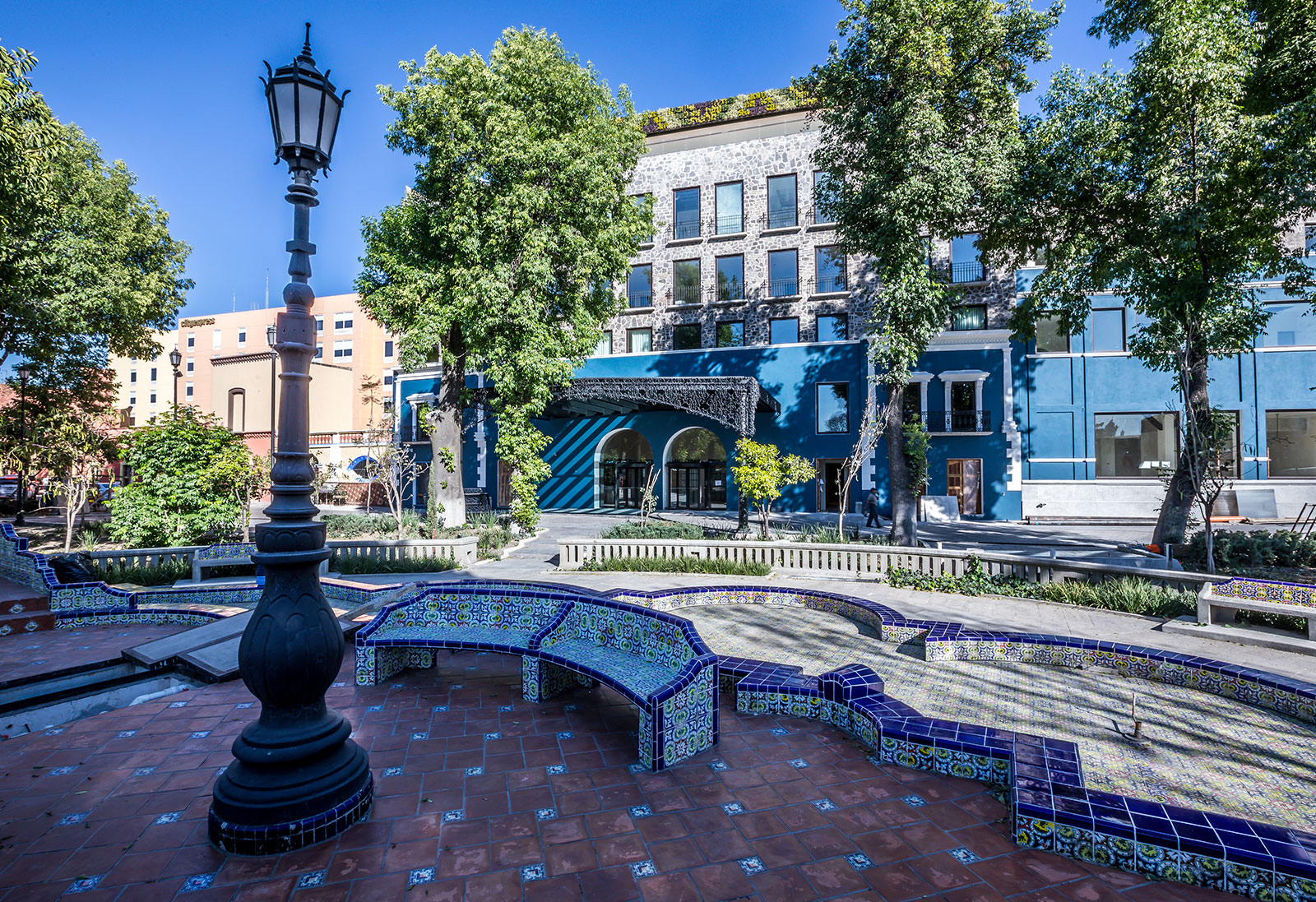 Rosewood Puebla Opens On Unesco Site Hospitality Net