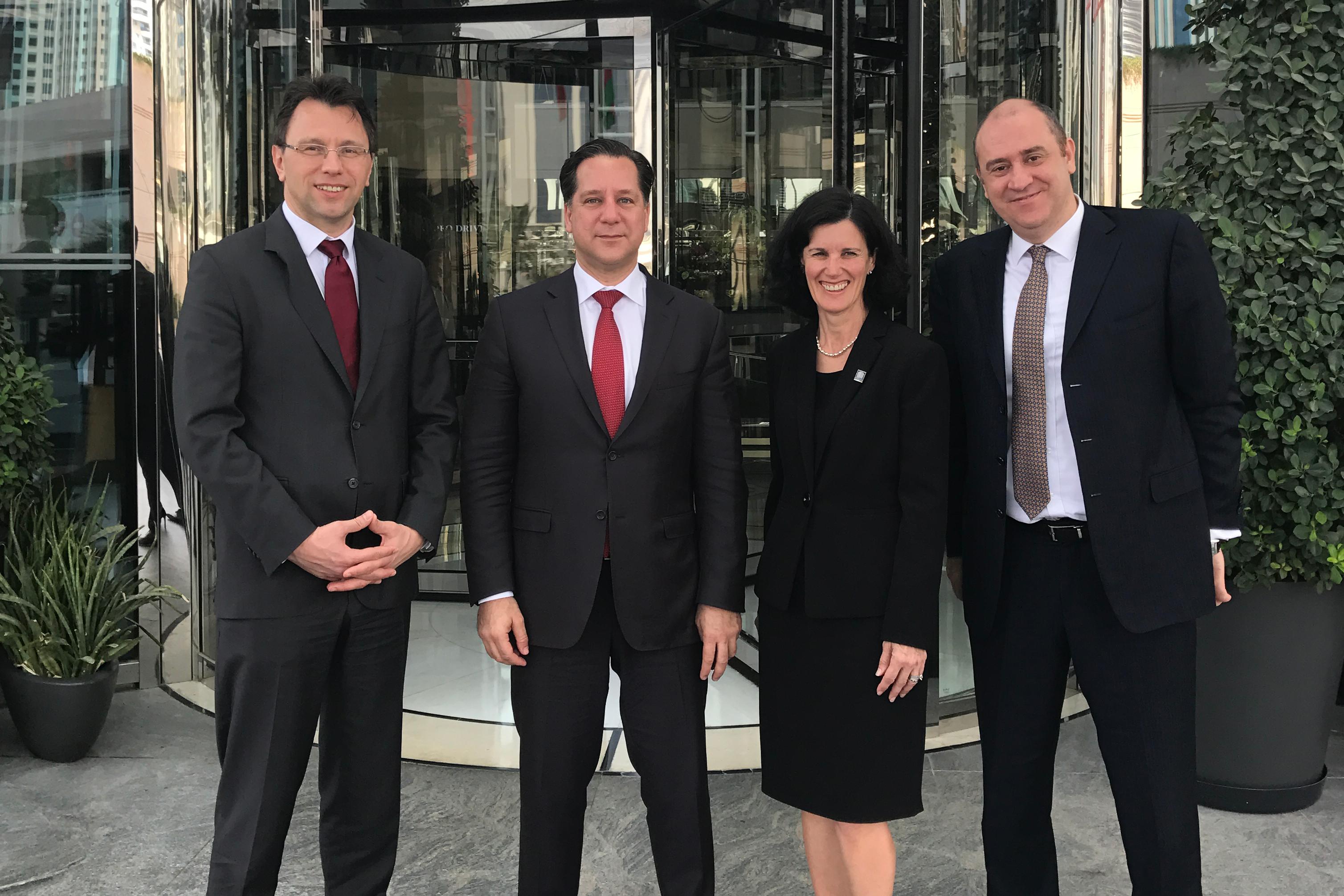 Αποτέλεσμα εικόνας για Hospitality Asset Managers Association hosts 2017 Global Summit in Dubai