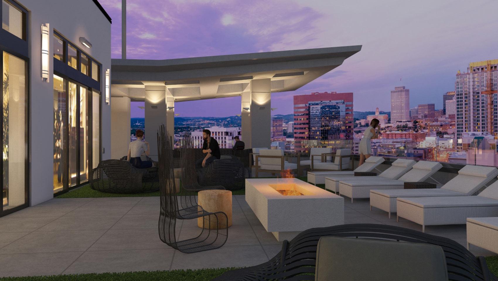 Kimpton aertson hotel to launch in nashville s aertson for Kimpton hotels