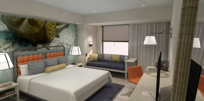 hotel indigo opens in orange beach, alabama – hospitality net