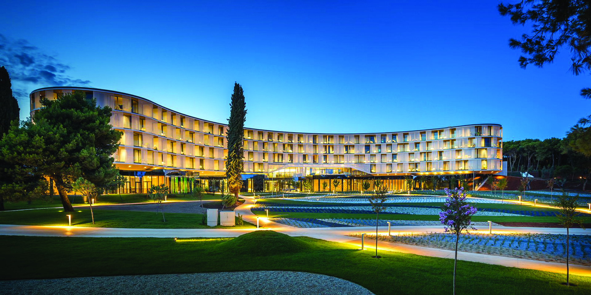 Croatia s hotel amarin is a design delight for Design hotel croatia