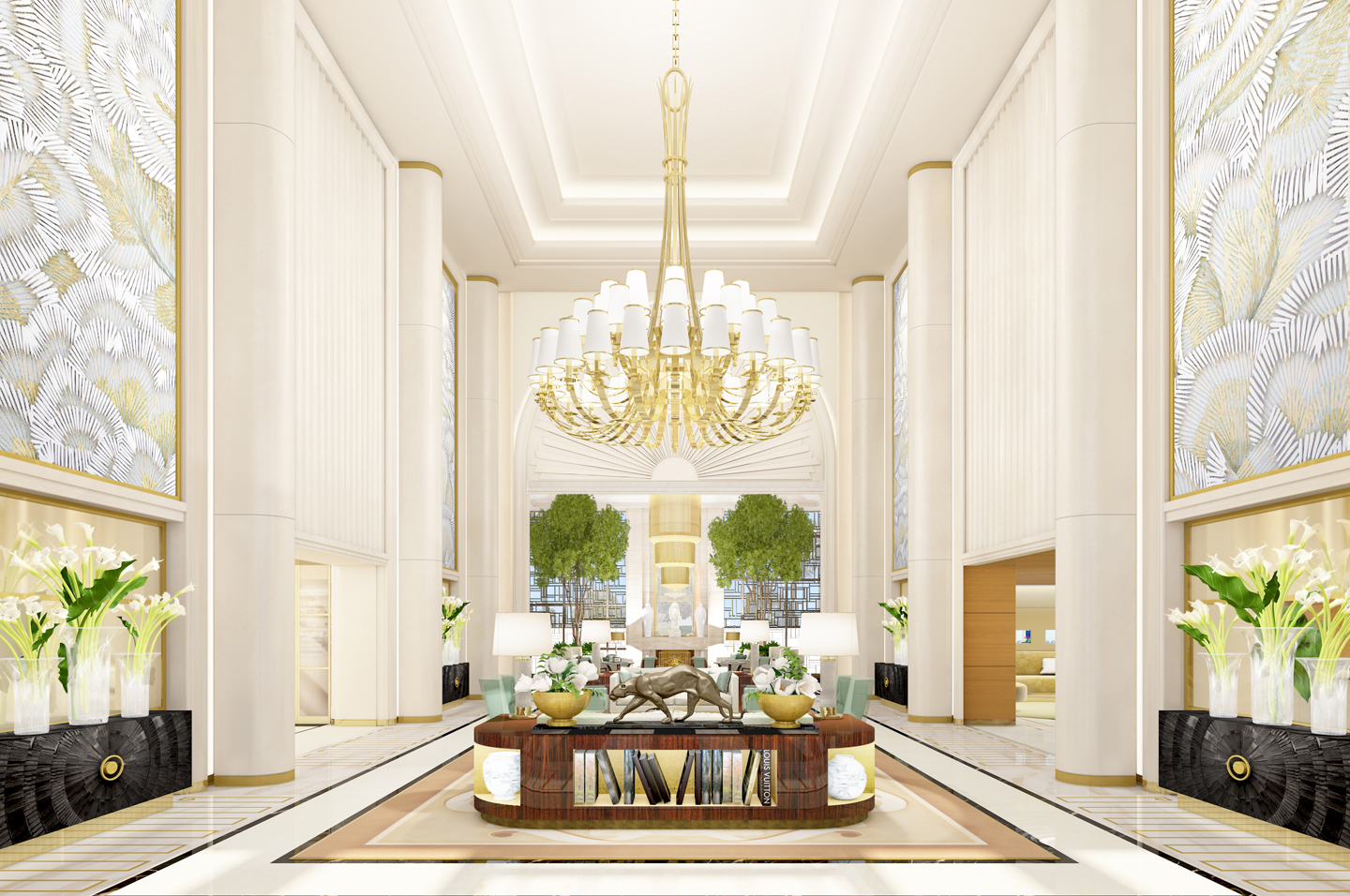 Waldorf Astoria Beverly Hills Welcomes First Guests