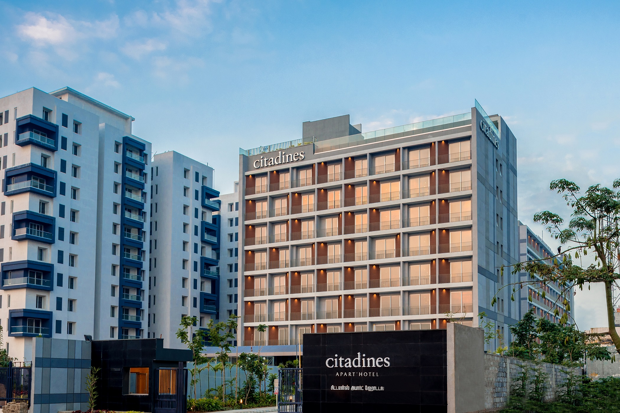Ascott opens citadines apart hotel in one of india s for Apart hotel citadines