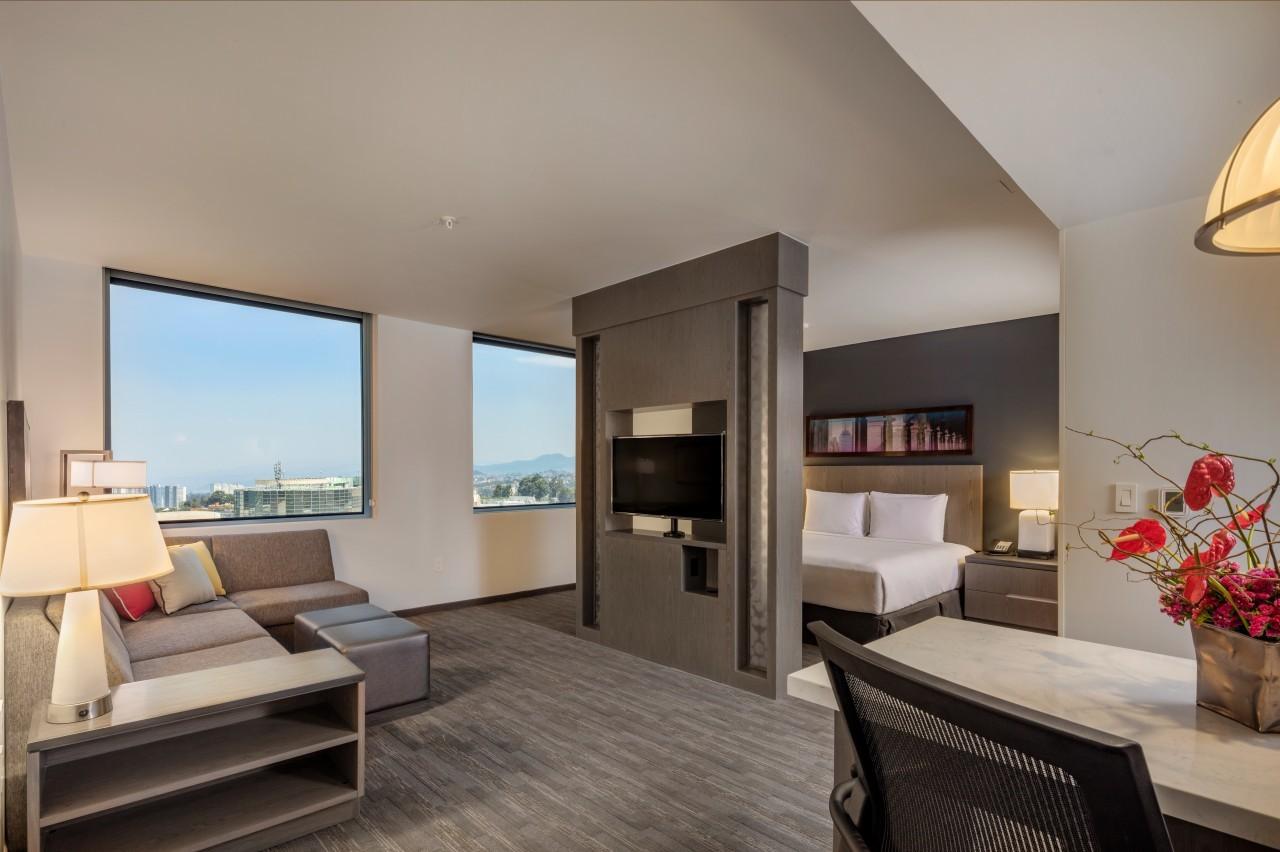 Santa Fe Hotels >> HYATT house by Hyatt – Hospitality Net