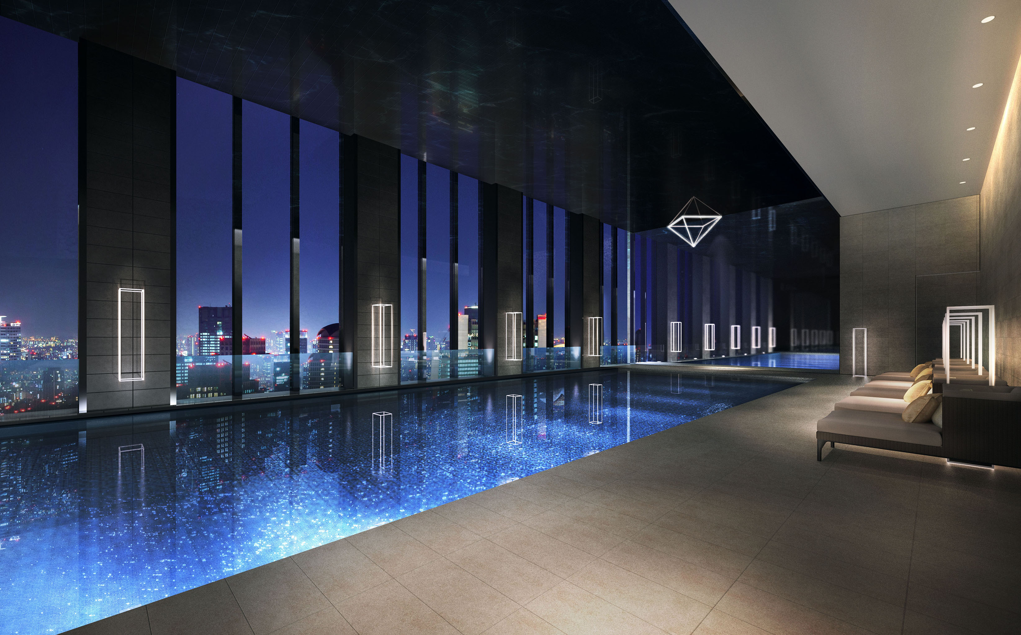 Second japan property for conrad hotels resorts for Hotels japon