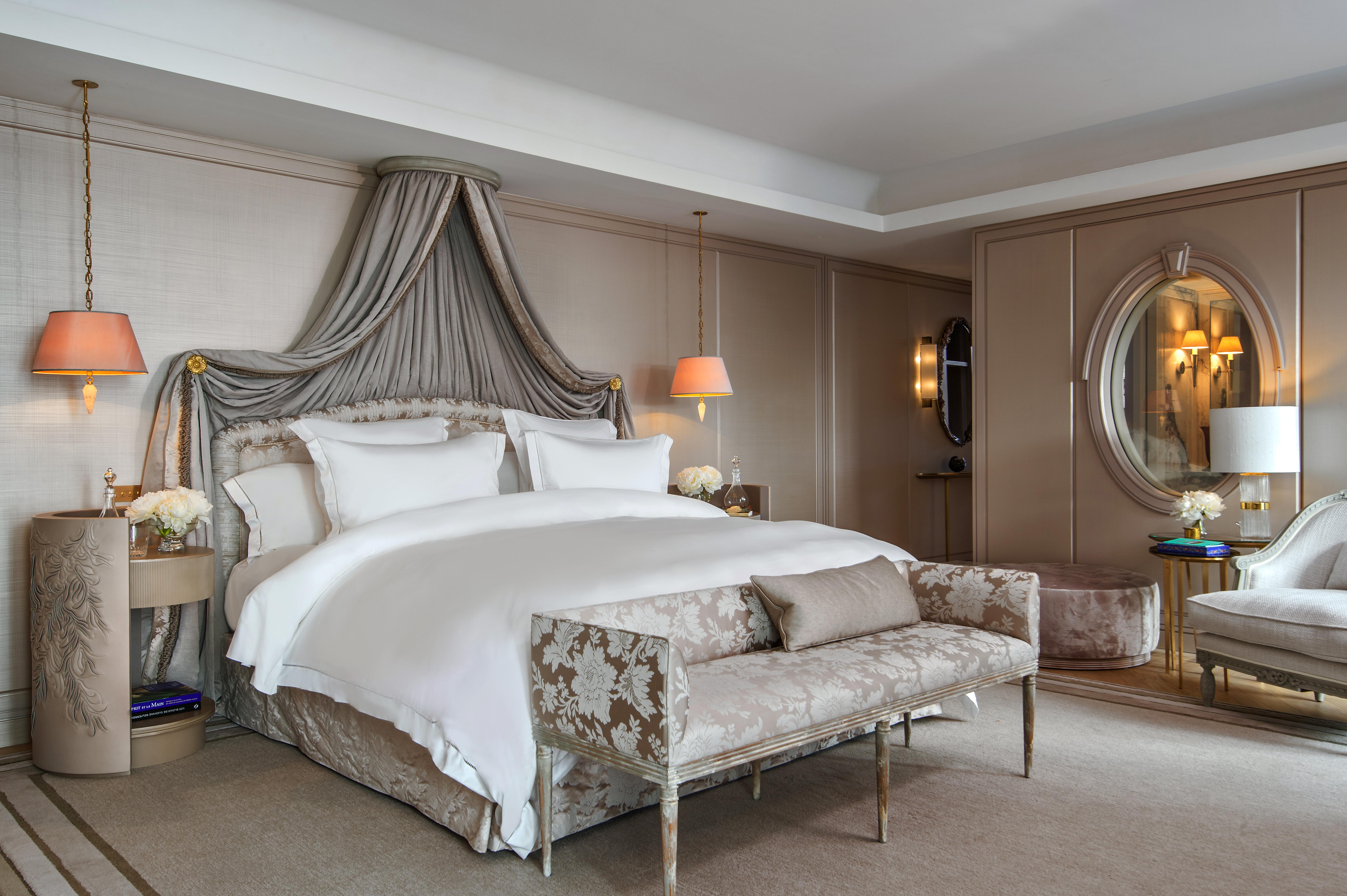 Hotel Gabriel Paris Rosewood Opens Iconic Hatel De Crillon Paris After A Four Year