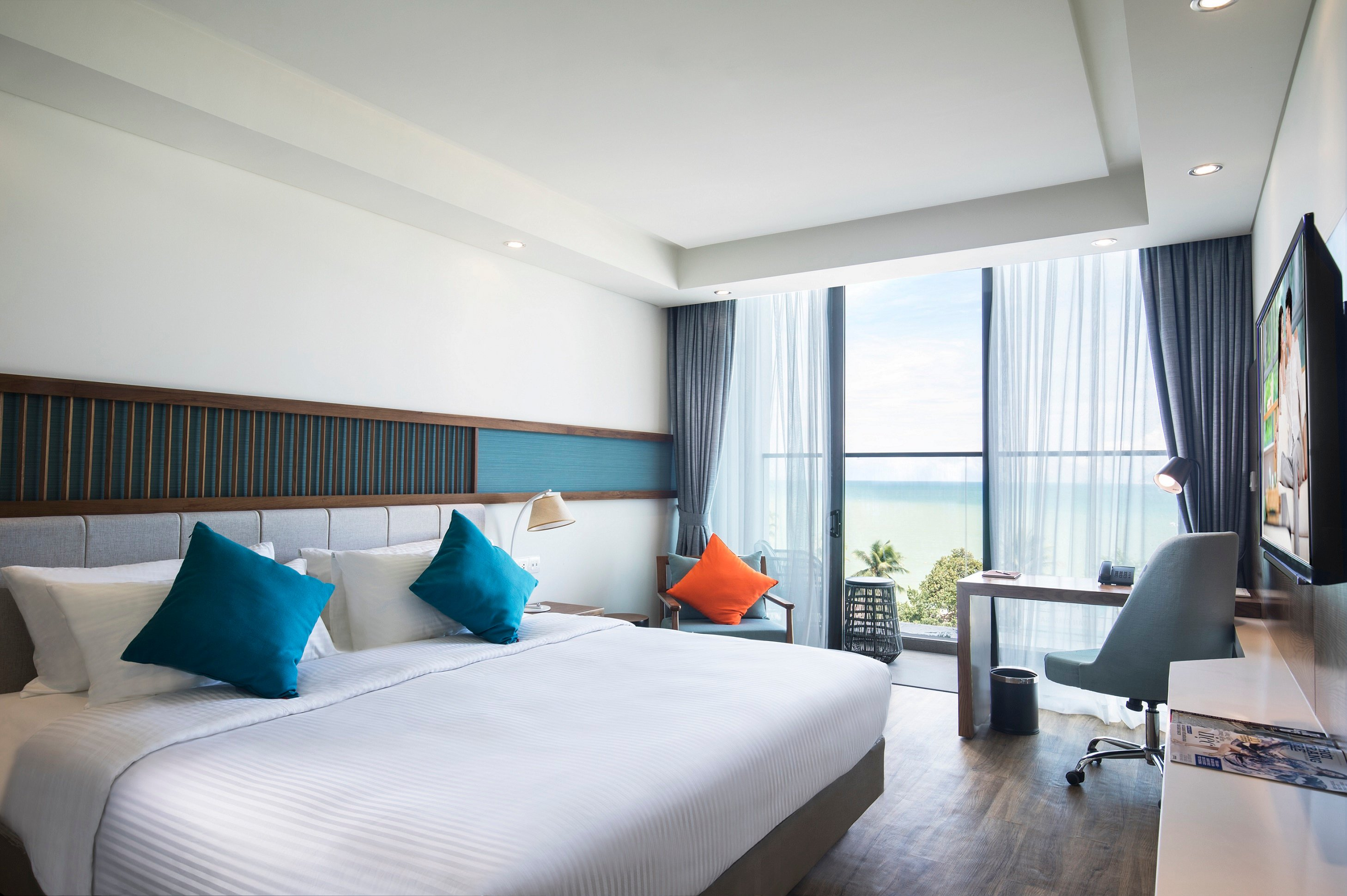 Ascott opens its first citadines apart 39 hotel in vietnam for Apart hotel citadines