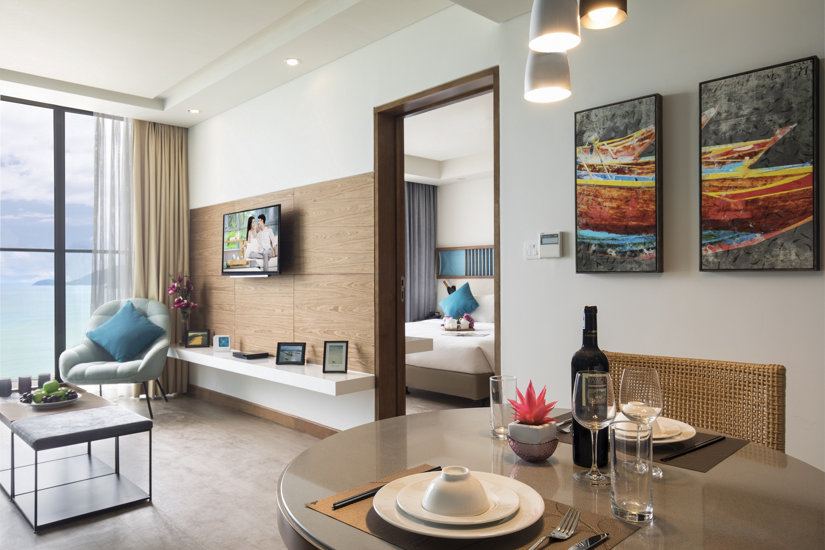 Ascott Opens Its First Citadines Aparthotel In Vietnam - Apartment style hotels nyc
