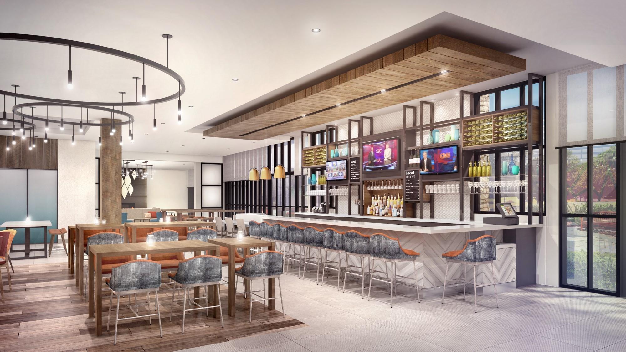 Hilton Garden Inn Brand Refresh Caters to Evolving Needs of