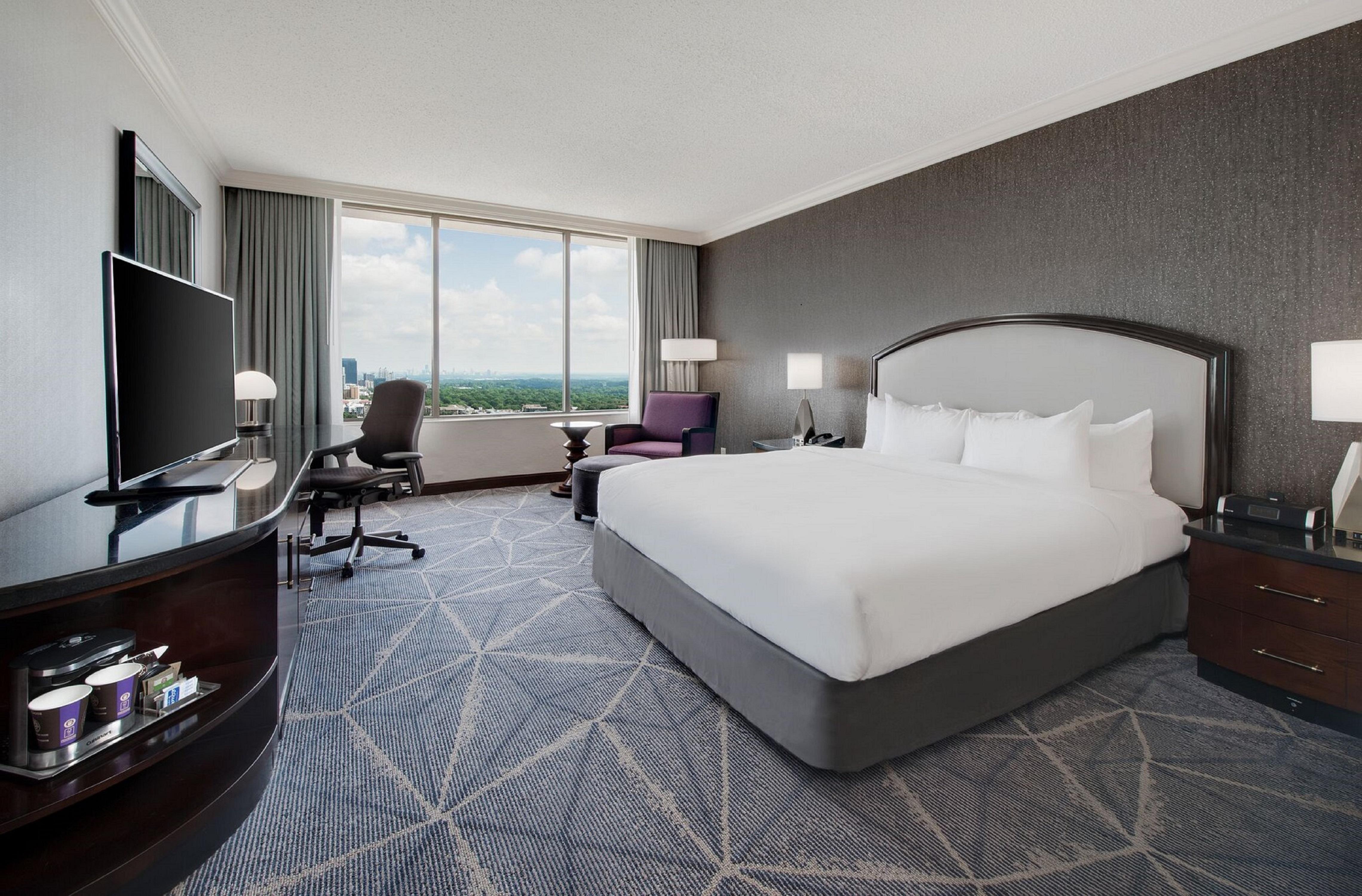 Hilton Atlanta Completes Renovation Hospitality Net