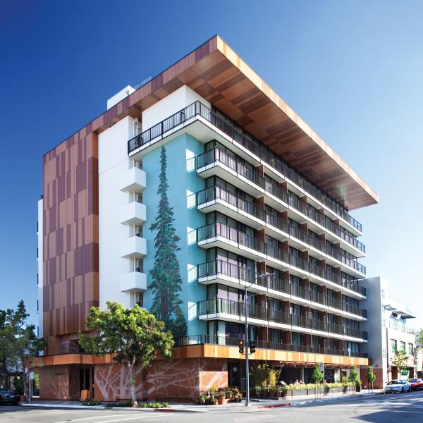 Hospitality net north america for Design hotel usa