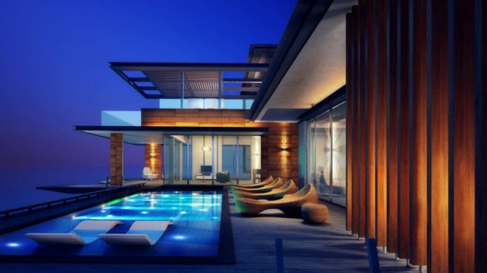130 room waldorf astoria maldives to open in the first for Hilton hotels in maldives