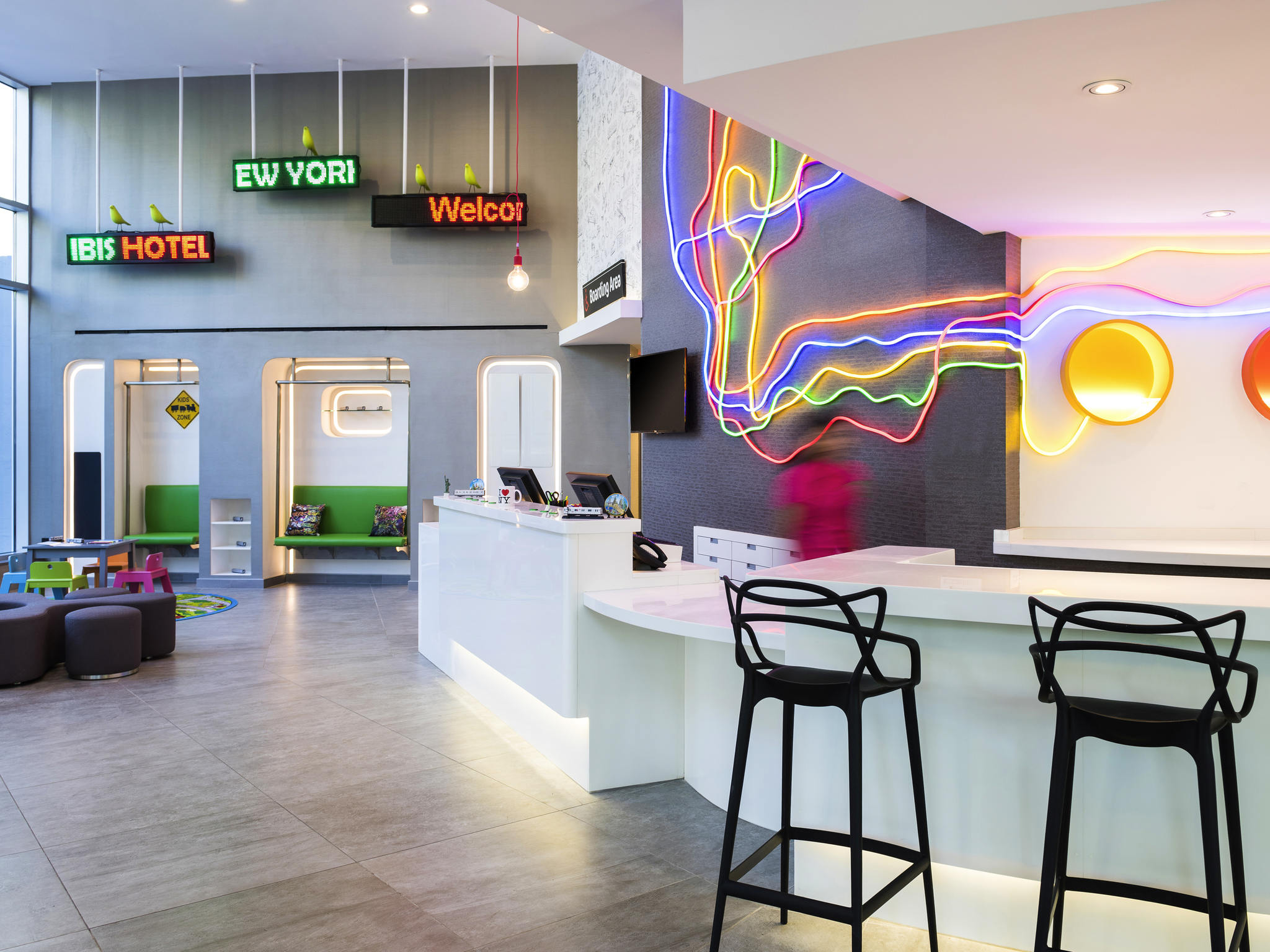 Accor opens first ibis styles hotel in usa hospitality net for Style hotel
