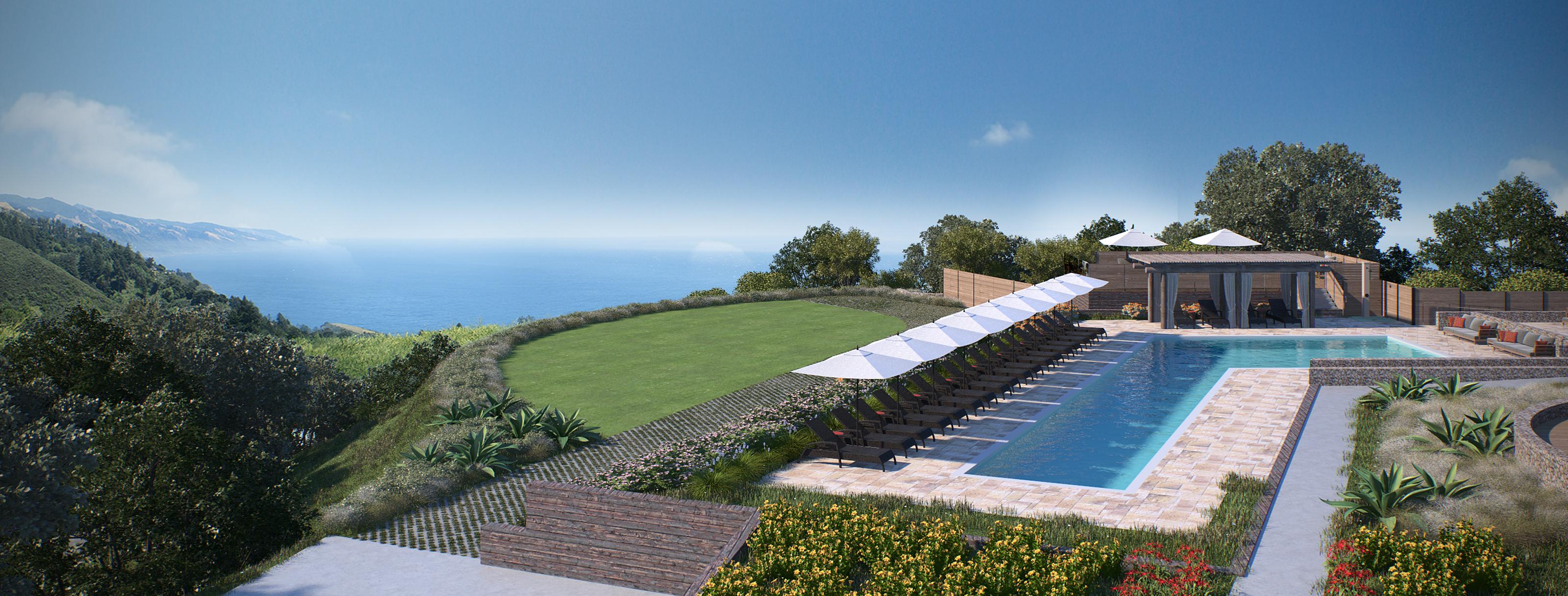 Ventana big sur announces multimillion dollar resort re for The ventana