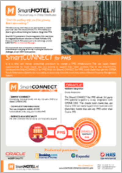SmartCONNECT for PMS information sheet