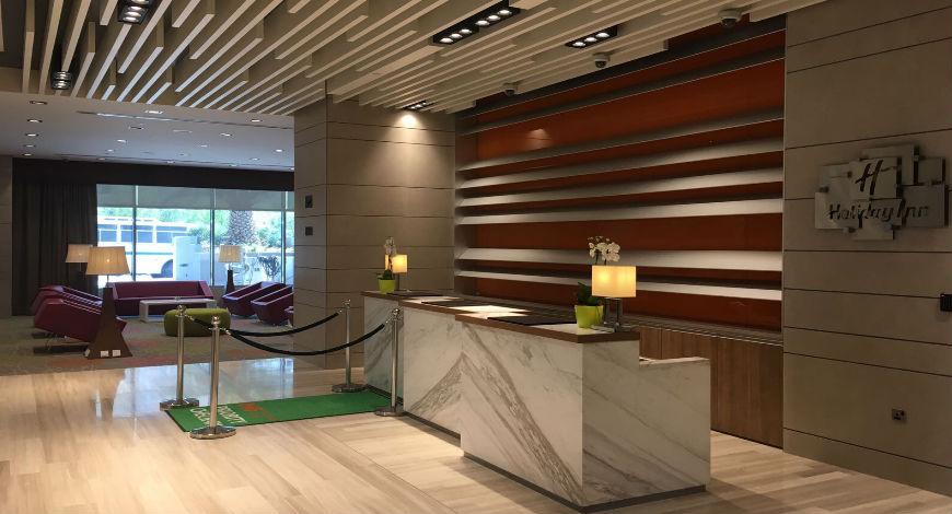 Holiday Inn Hotel Doha Qatar