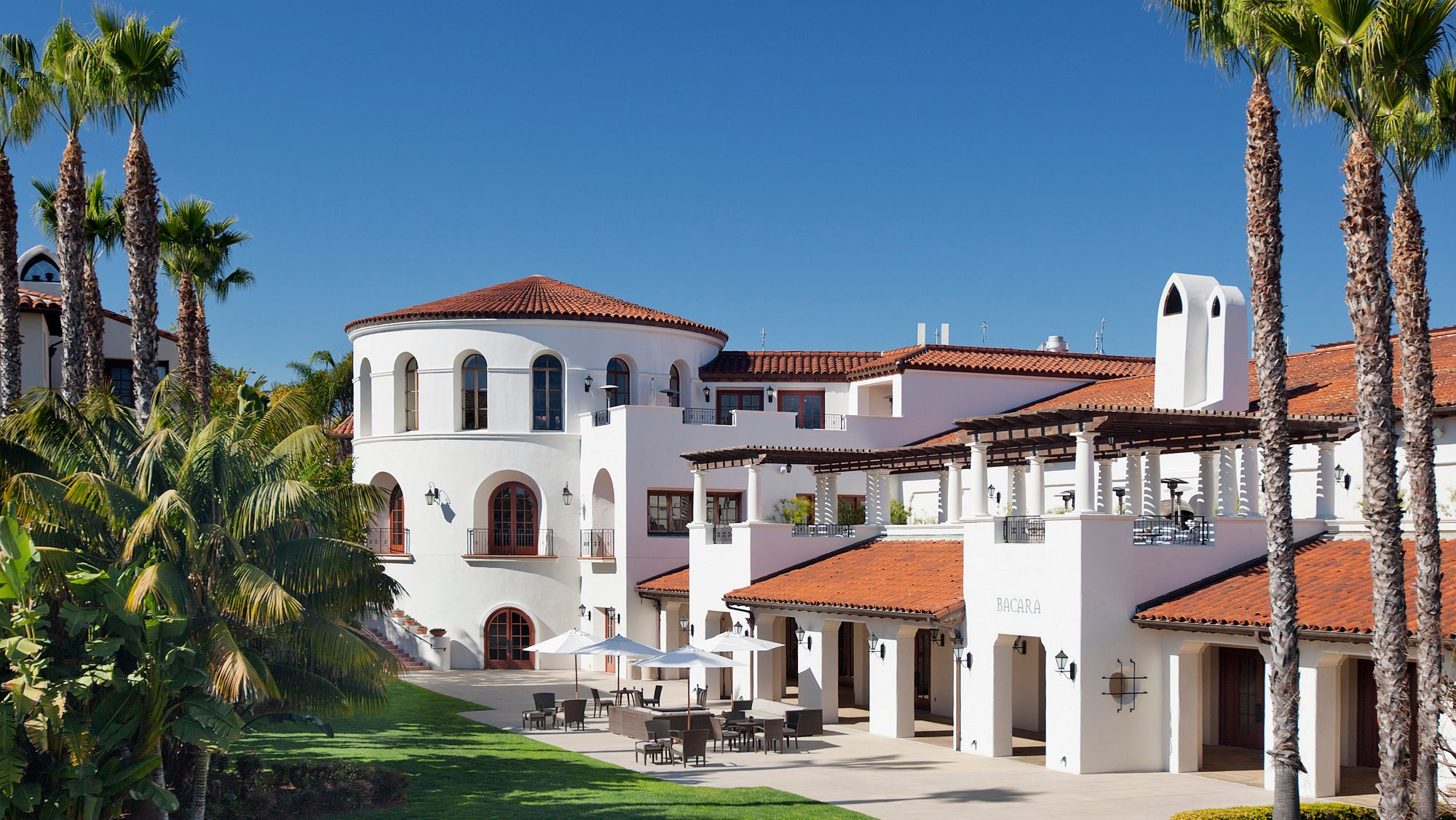 Hotel Rooms In Santa Barbara California