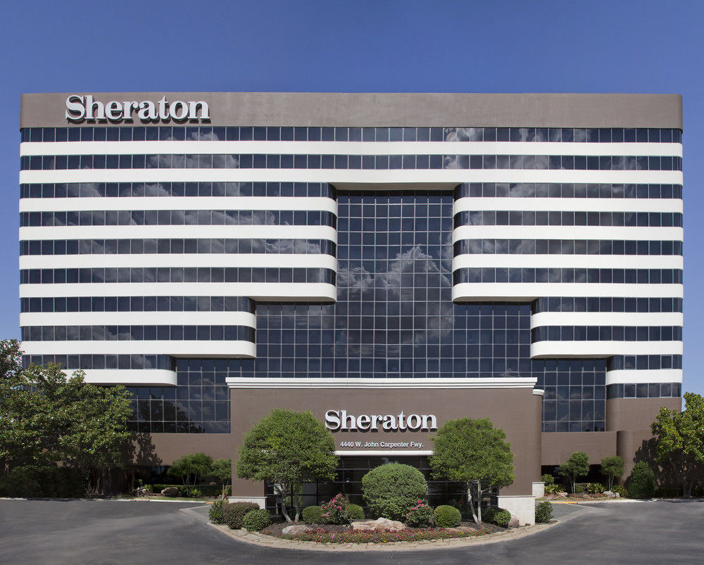 Robertdouglas Advises On The Of Sheraton Dallas Fort Worth Airport Hotel