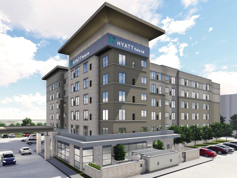 Plans For Hyatt House Frankfurt Eschborn Germany Hospitality Net