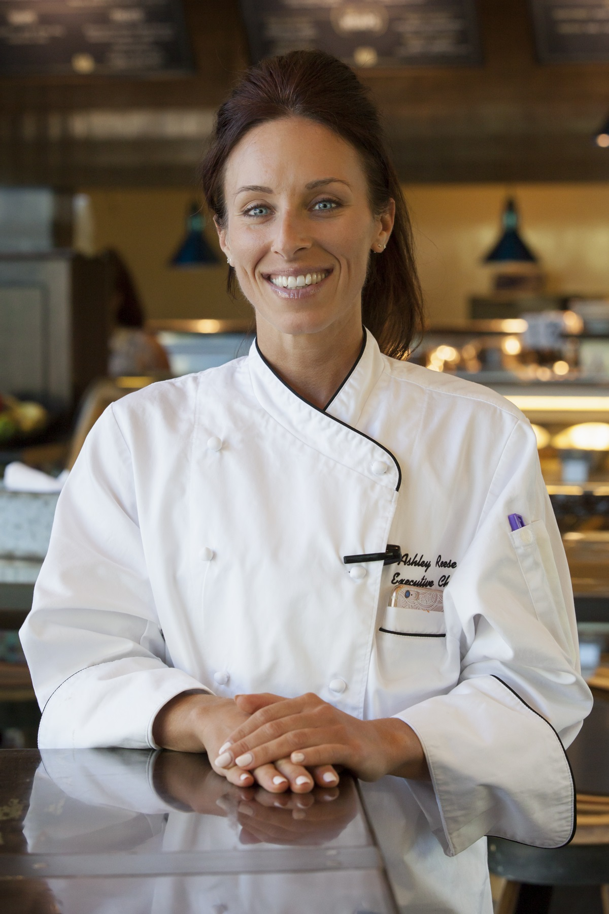ashley reese has been appointed executive chef at canyon