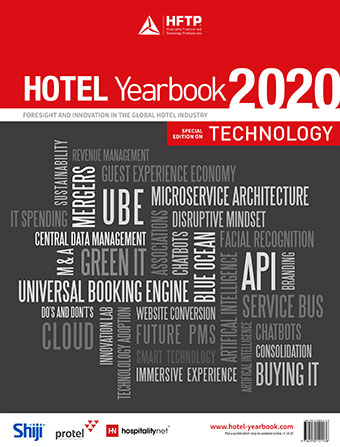 The direction of hotel technology beyond the convergence of CRS and PMS | By George Roukas