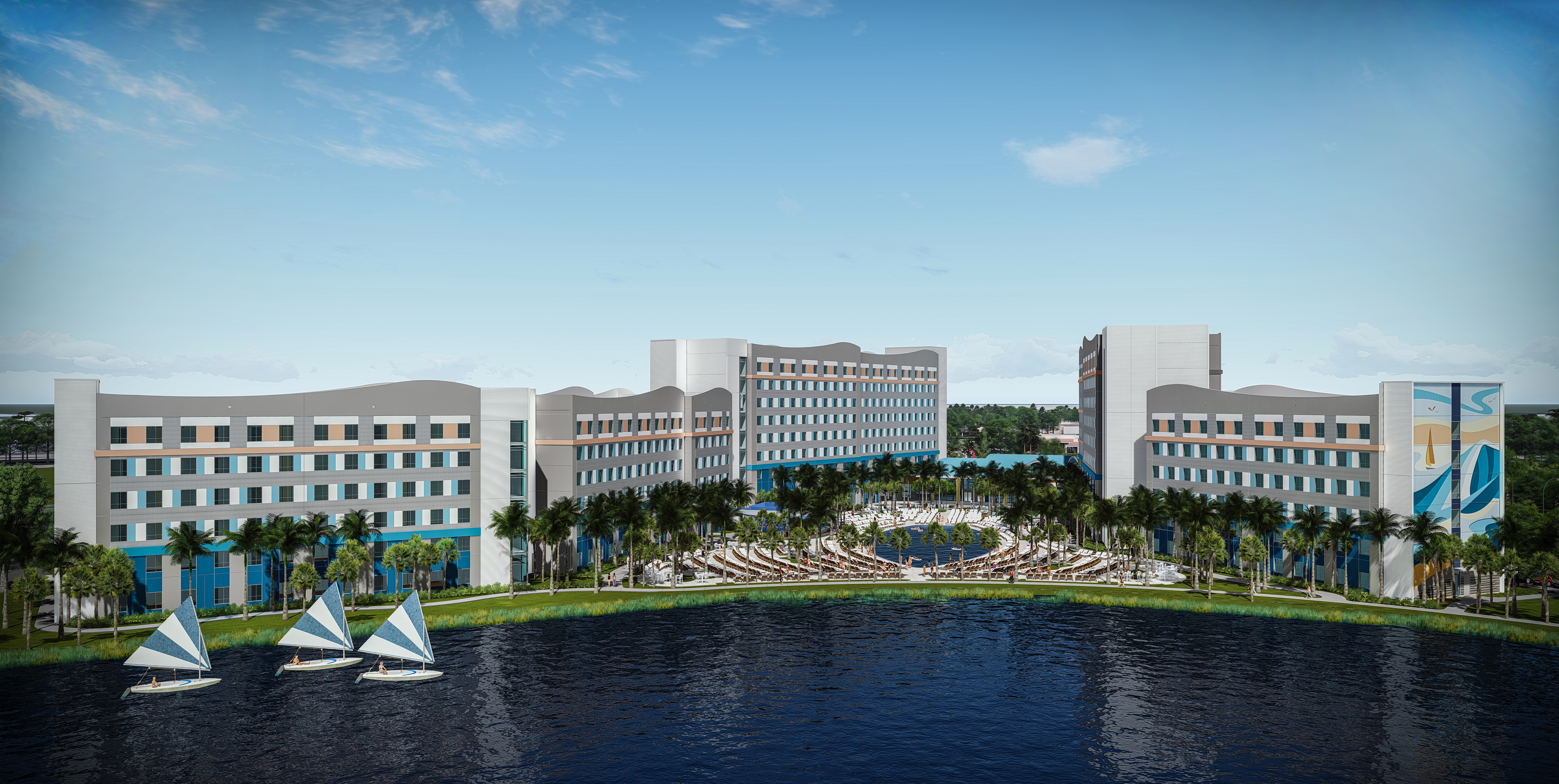 Universal Orlando All New Resort Loews Hotels