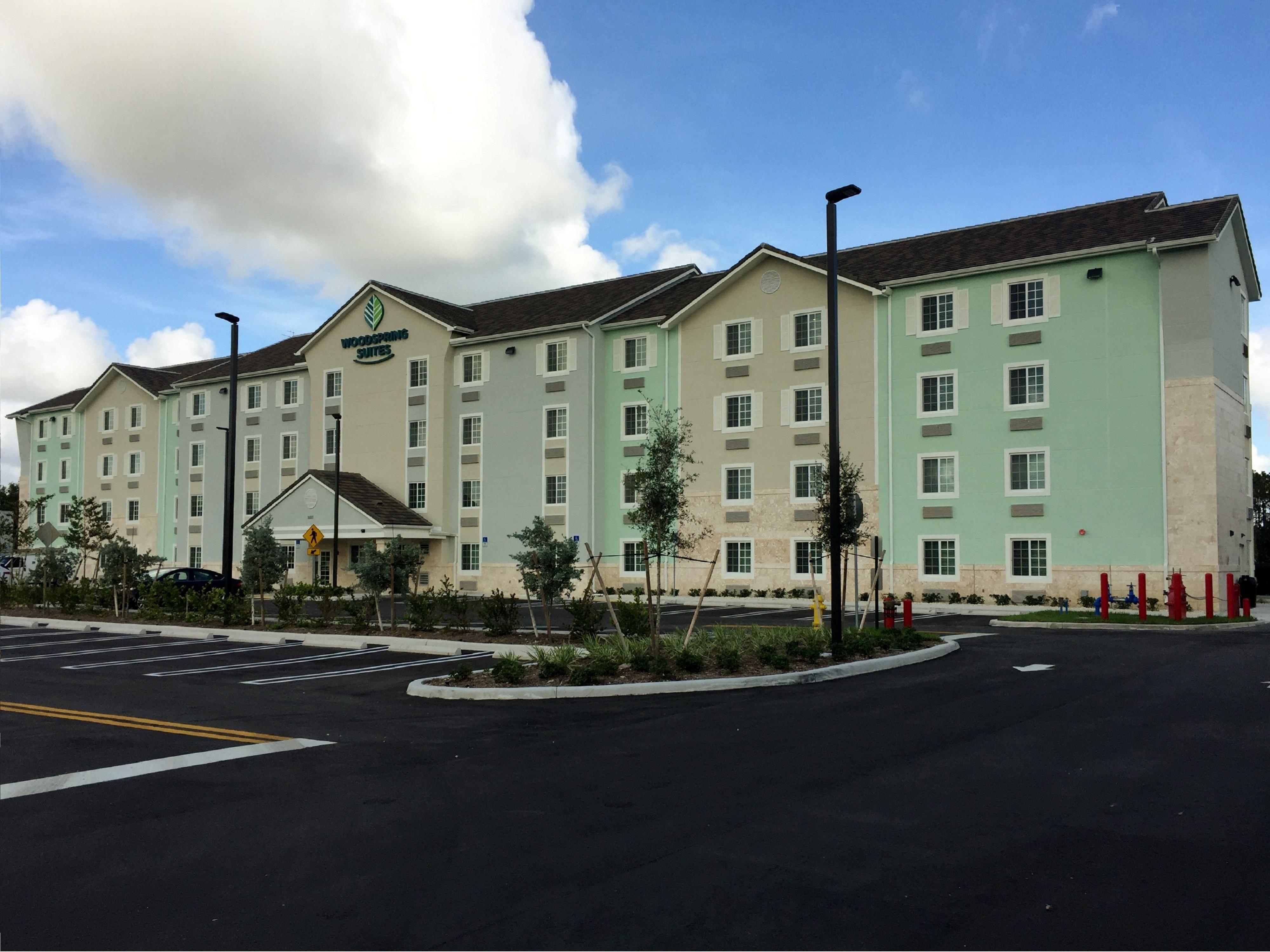 Woodspring Suites Miami Southwest Hotels