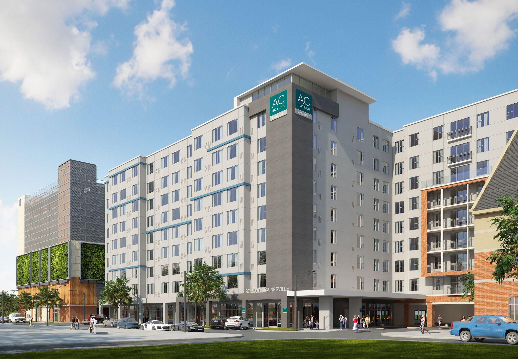 Ac Hotel Gainesville Fl