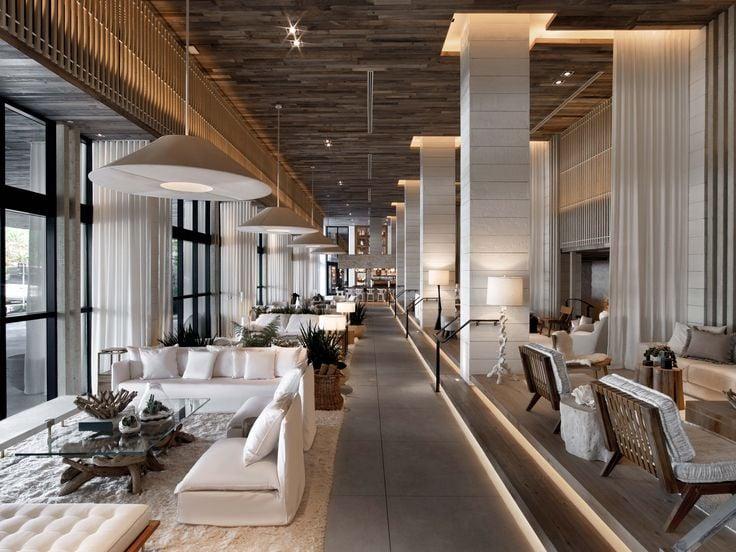 Designing A Truly Impressive Hotel Lobby By Lillian