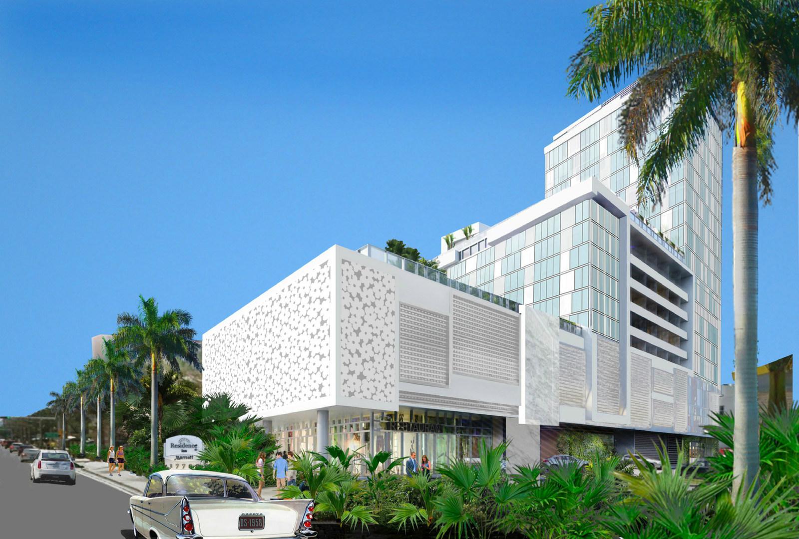Residence Inn Miami Sunny Isles Beach