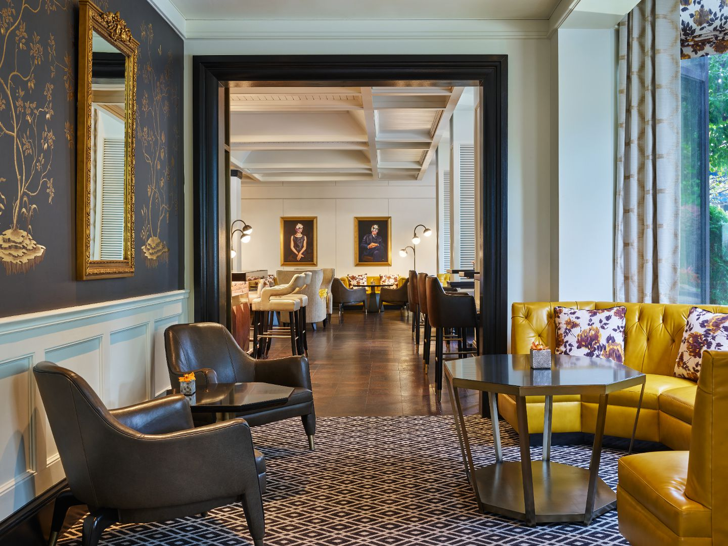 The whitley a luxury collection hotel officially debuts for Luxury home collection