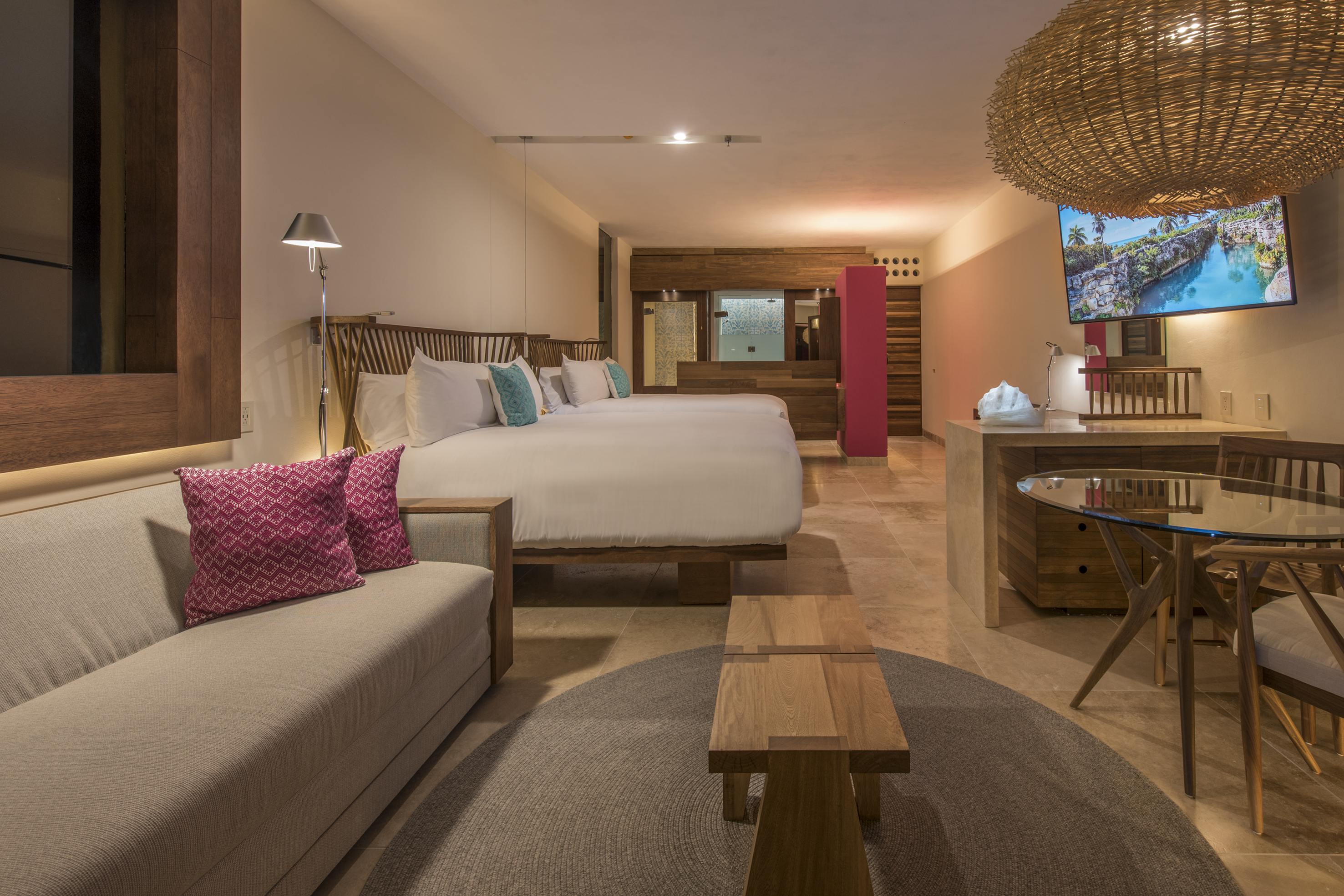 Grand Opening Of Hotel Xcaret Mexico Hospitality Net
