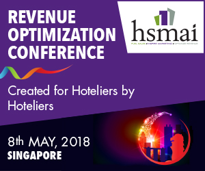 Revenue Optimization Conference (ROC) Singapore 2018