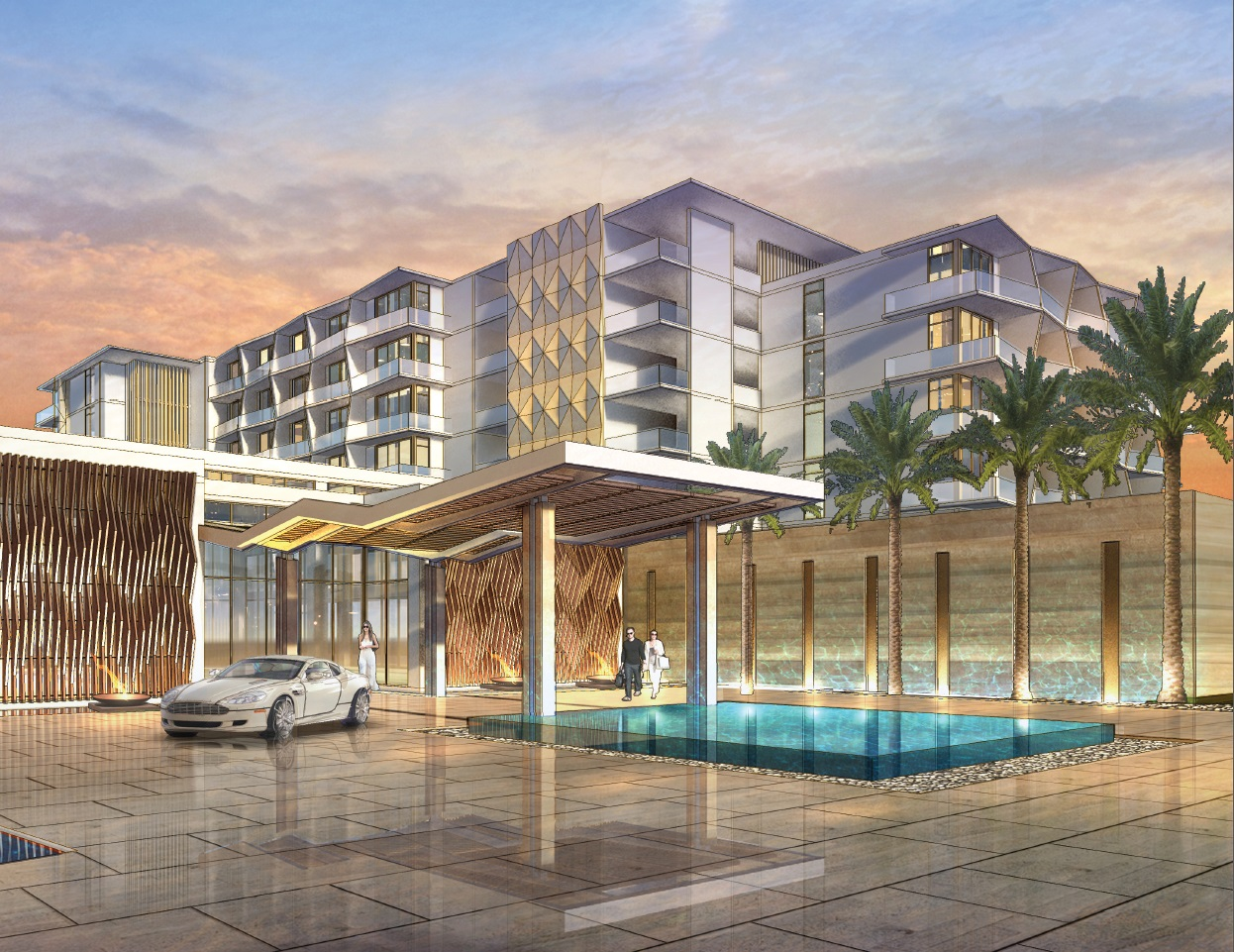Hilton Announces Mexico Expansion With Hilton Cancun