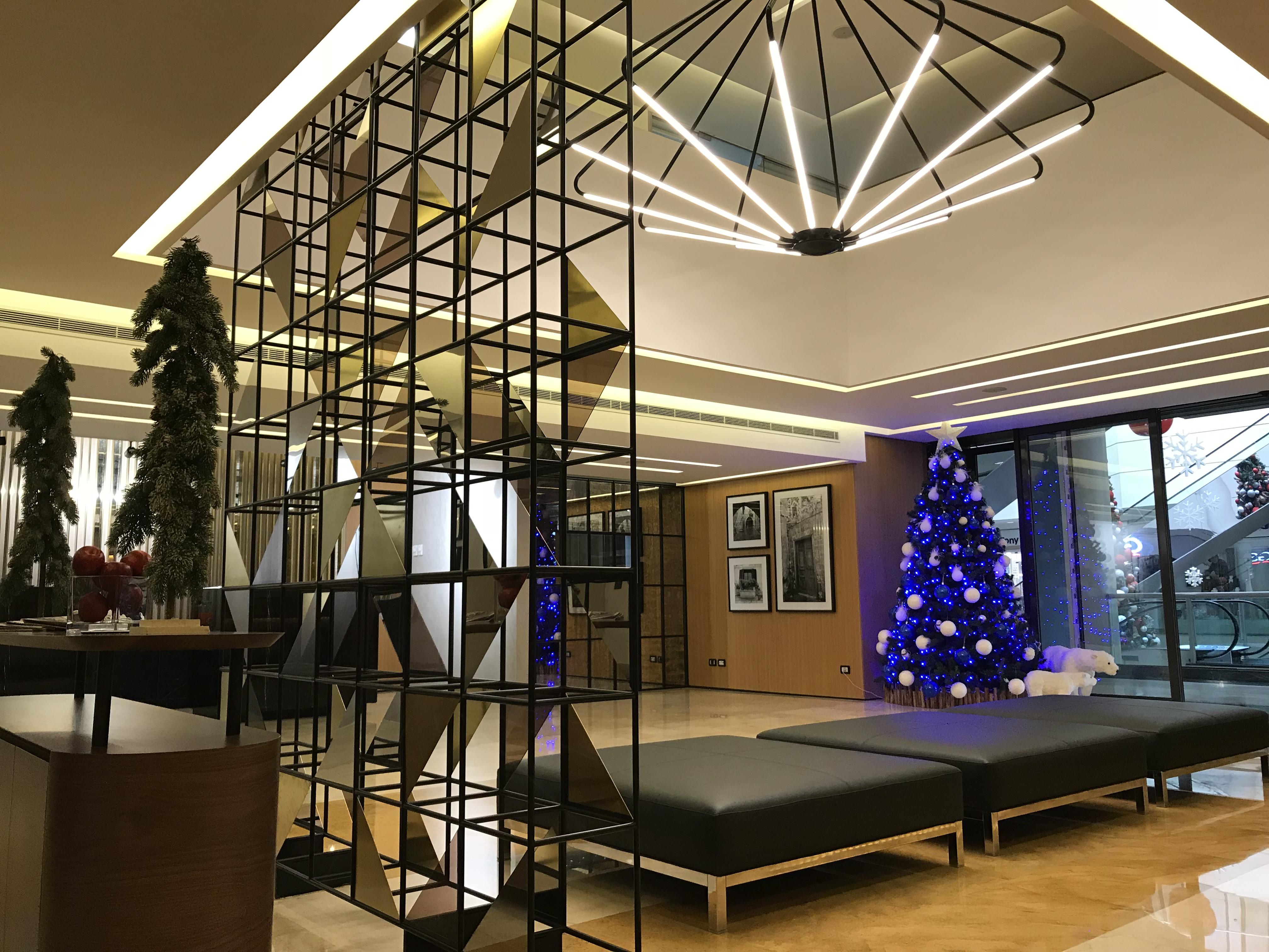 radisson blu hotel beirut verdun opens in lebanon hospitality net. Black Bedroom Furniture Sets. Home Design Ideas