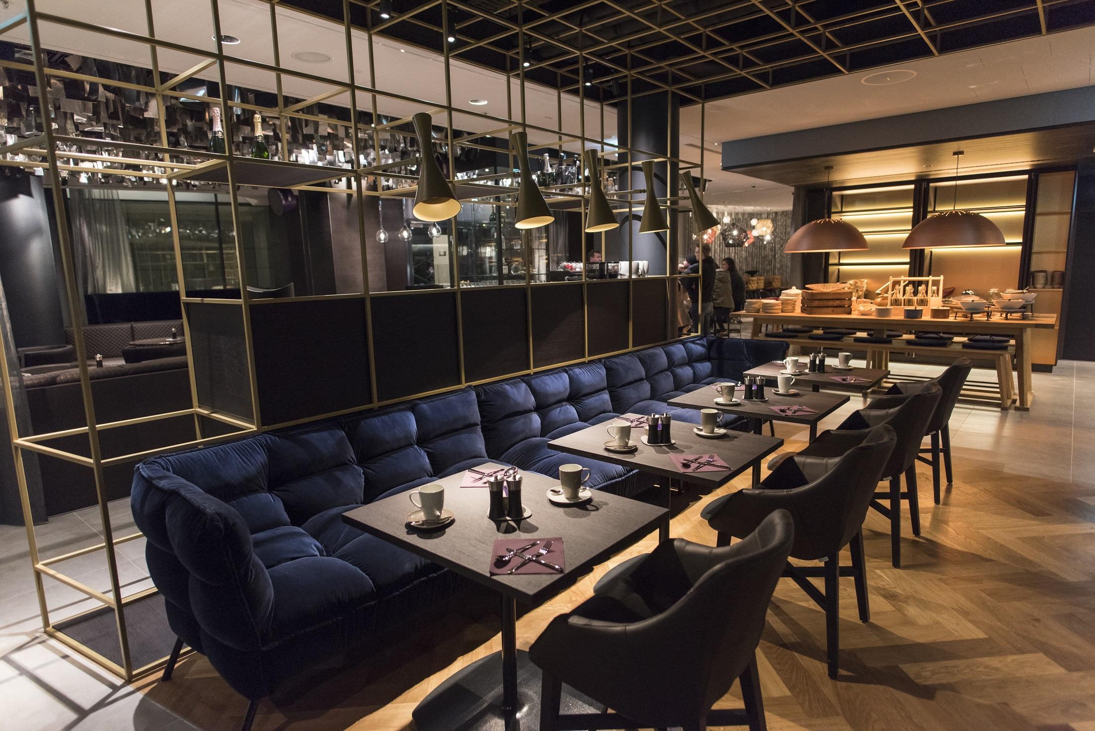 Stuttgart has a new jaz in the city hospitality net for Design hotel jaz in the city