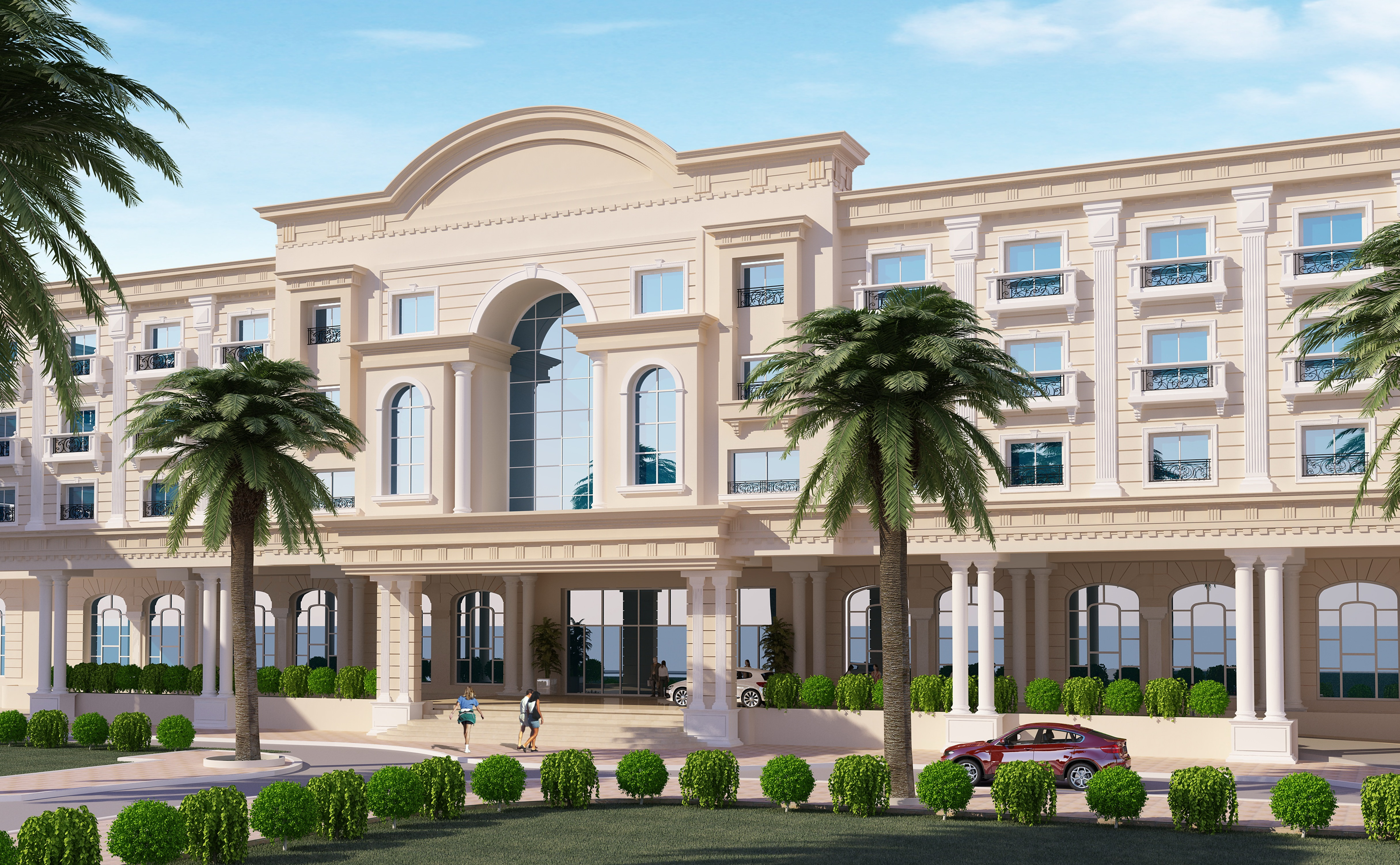 M U00f6venpick Hotel Du Lac Tunis Planned For Spring This Year