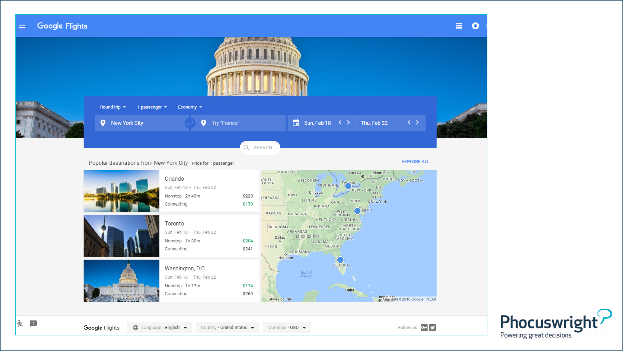 Is Google Flights the OTA antidote? | By Alice Jong