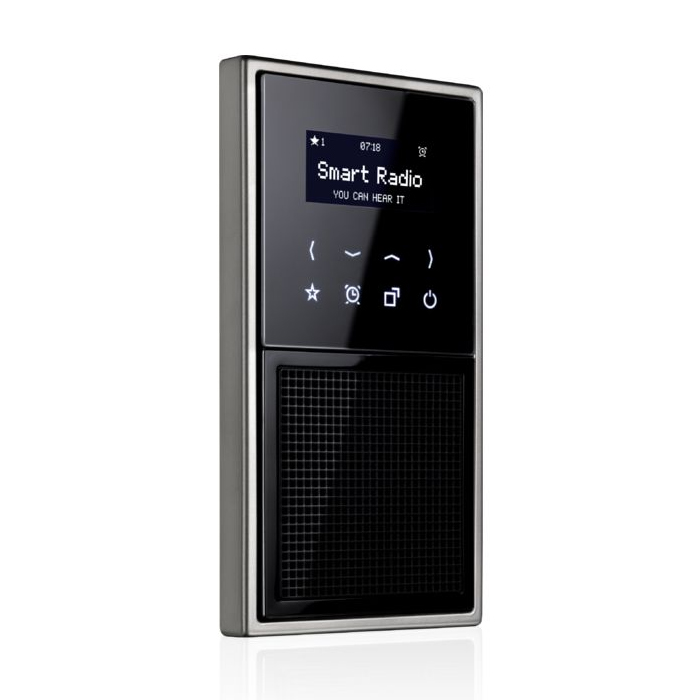 jung debuts smart radio hospitality net. Black Bedroom Furniture Sets. Home Design Ideas