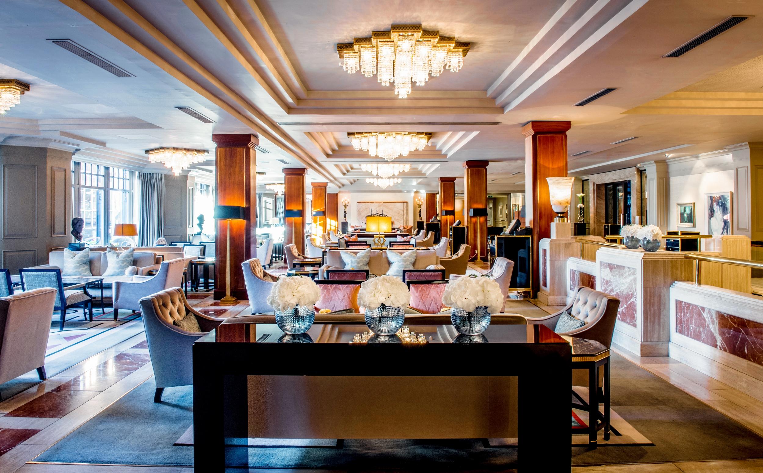 Ociated Luxury Hotels International Alhi Expands Portfolio With The Doyle Collection S 8 In England Ireland Washington D C