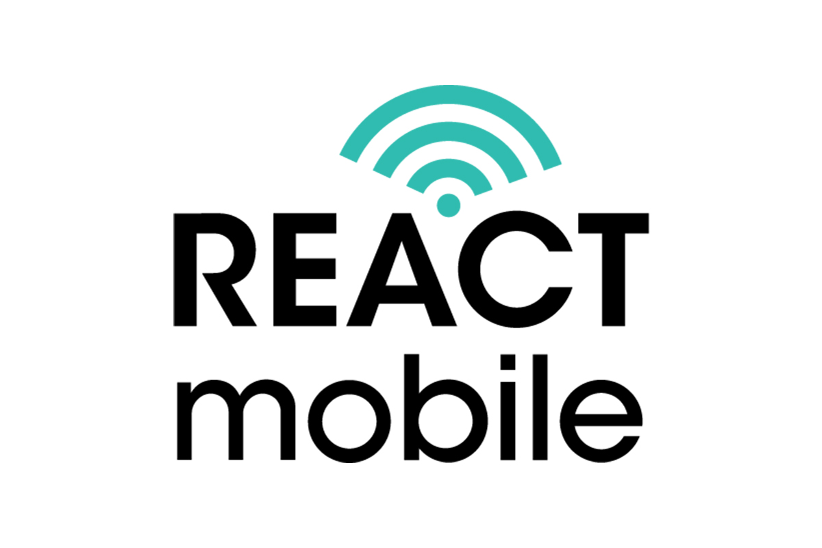 React Mobile Logo