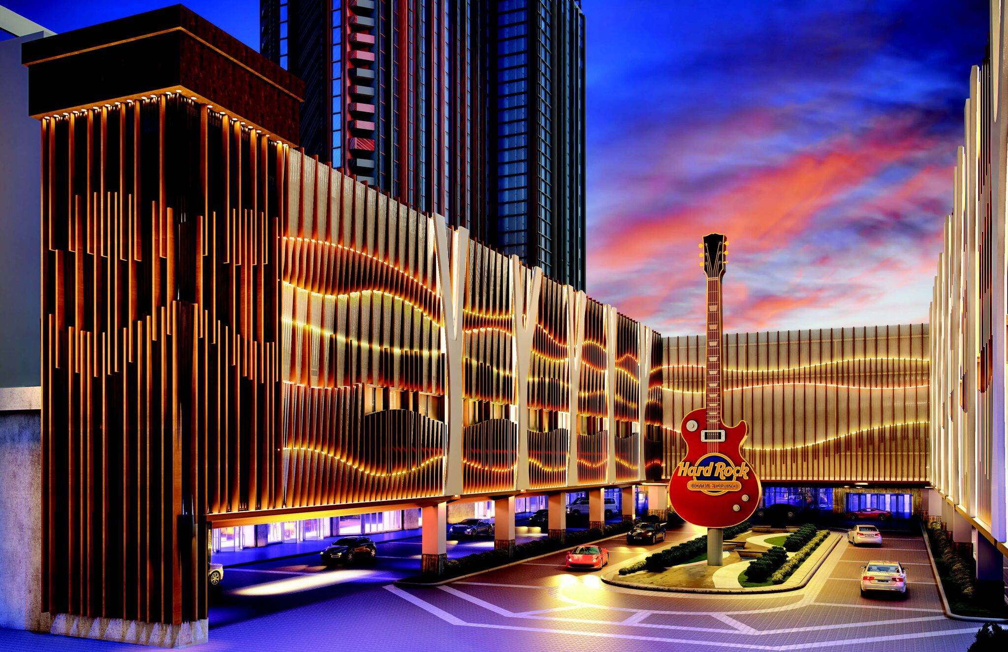Hard Rock Hotel Atlantic City