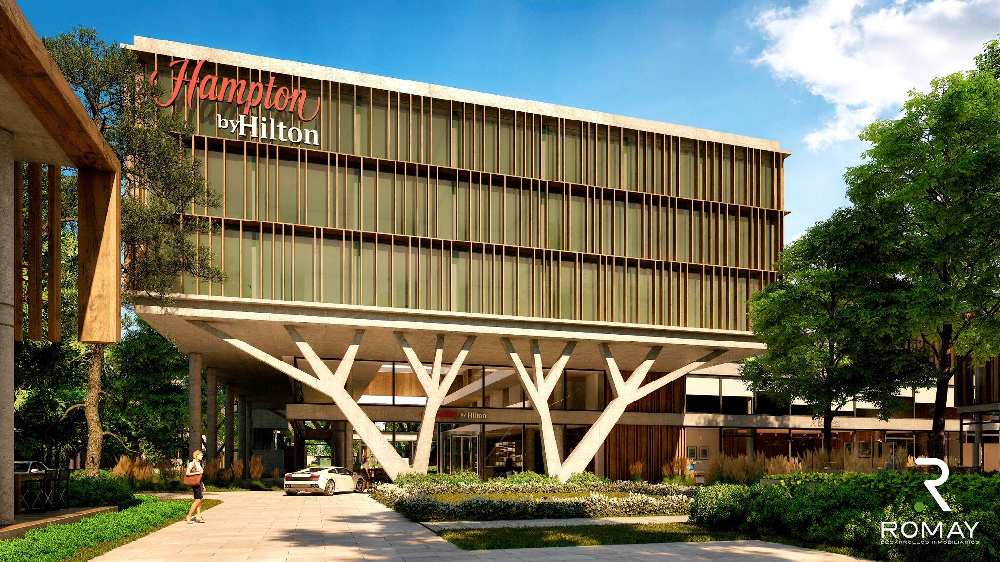 Hampton by Hilton by Hilton – Hospitality Net