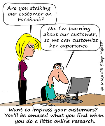 How To Create A Very Personalized Customer Experience | By Shep Hyken