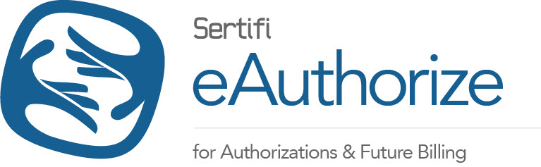 Sertifi eAuthorize for Eliminating Paper Authorization Forms